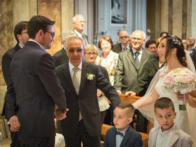 Il matrimonio di Saverio e Katiuscia a Sava, Taranto 21