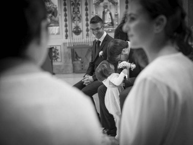 Il matrimonio di Saverio e Katiuscia a Sava, Taranto 23