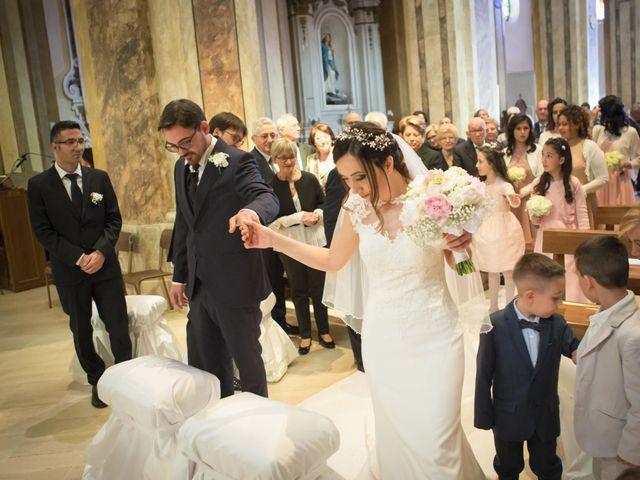 Il matrimonio di Saverio e Katiuscia a Sava, Taranto 24