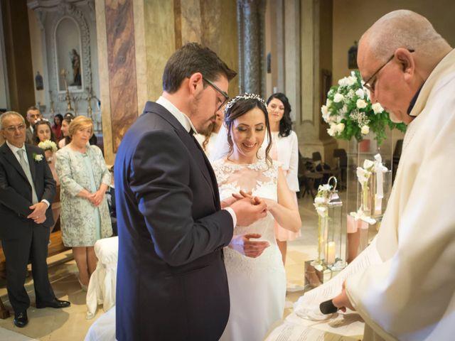 Il matrimonio di Saverio e Katiuscia a Sava, Taranto 28