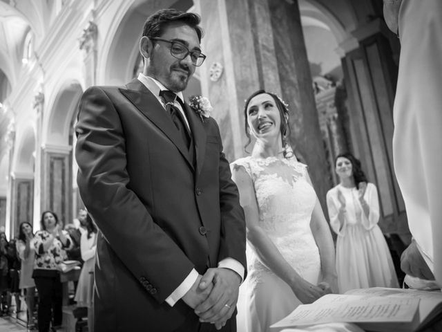 Il matrimonio di Saverio e Katiuscia a Sava, Taranto 29