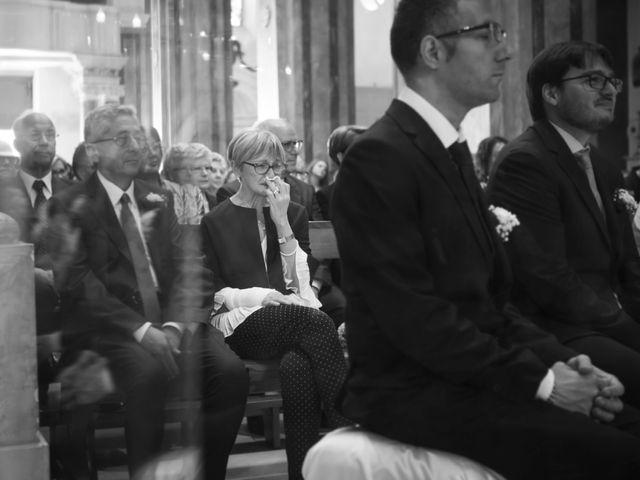 Il matrimonio di Saverio e Katiuscia a Sava, Taranto 32