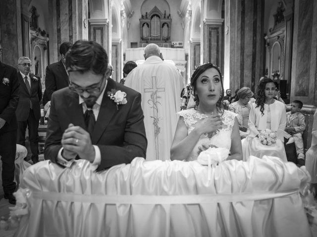 Il matrimonio di Saverio e Katiuscia a Sava, Taranto 34