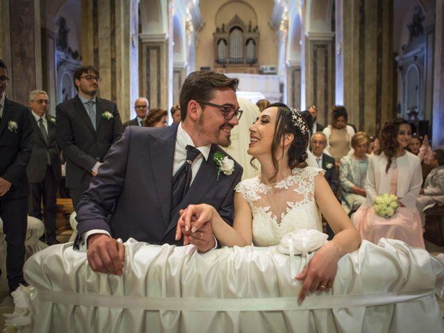Il matrimonio di Saverio e Katiuscia a Sava, Taranto 35