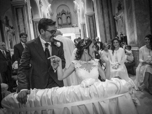Il matrimonio di Saverio e Katiuscia a Sava, Taranto 38