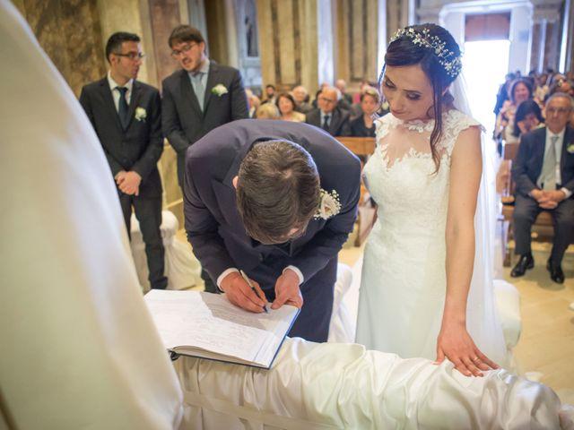 Il matrimonio di Saverio e Katiuscia a Sava, Taranto 39