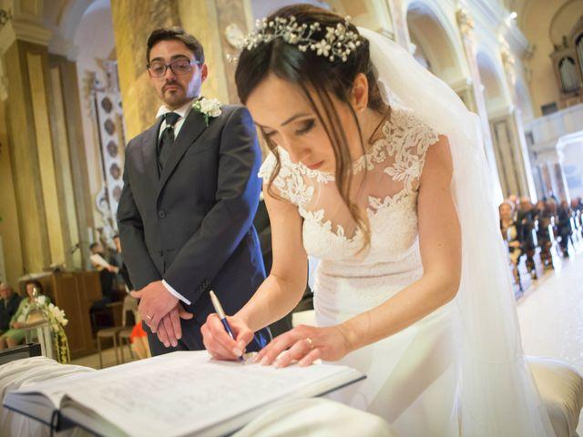 Il matrimonio di Saverio e Katiuscia a Sava, Taranto 40