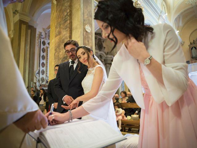 Il matrimonio di Saverio e Katiuscia a Sava, Taranto 41