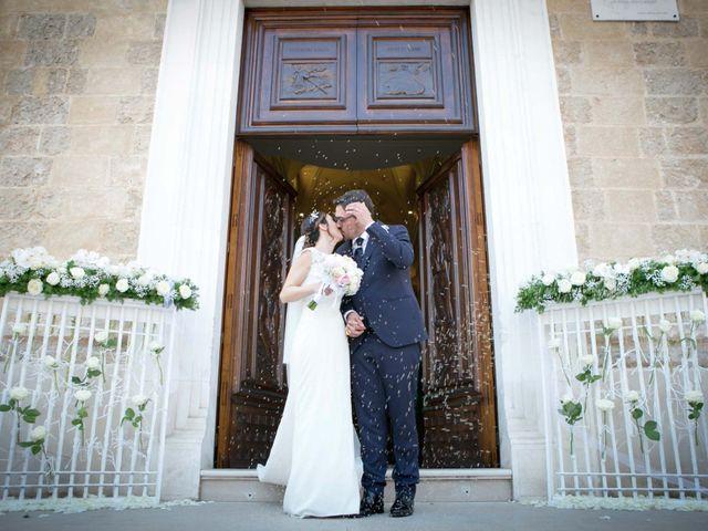 Il matrimonio di Saverio e Katiuscia a Sava, Taranto 43
