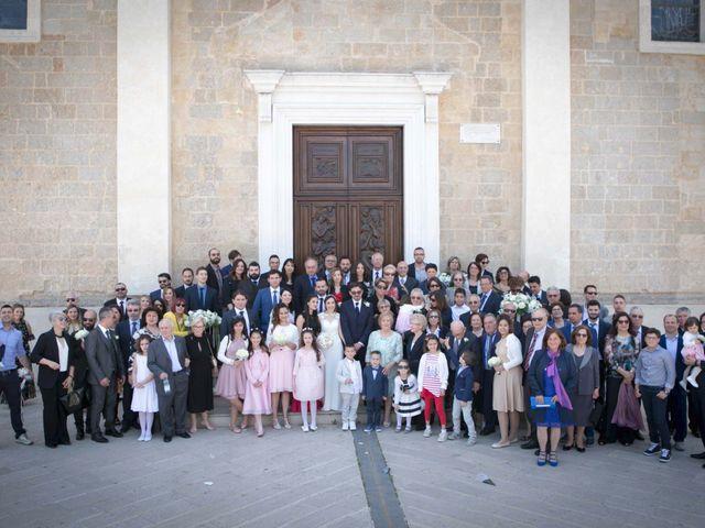 Il matrimonio di Saverio e Katiuscia a Sava, Taranto 44