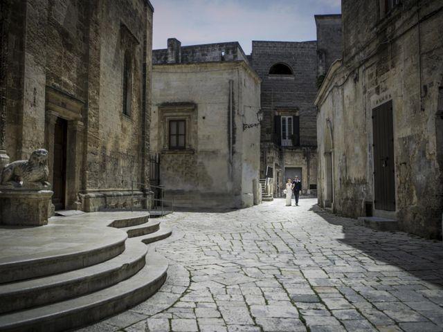 Il matrimonio di Saverio e Katiuscia a Sava, Taranto 48