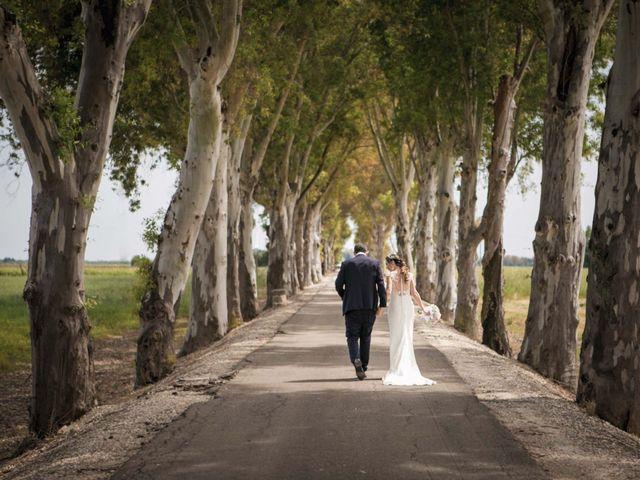 Il matrimonio di Saverio e Katiuscia a Sava, Taranto 56