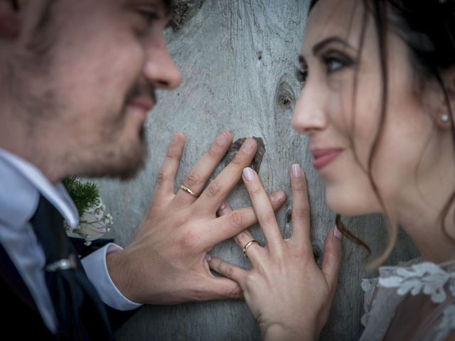 Il matrimonio di Saverio e Katiuscia a Sava, Taranto 58