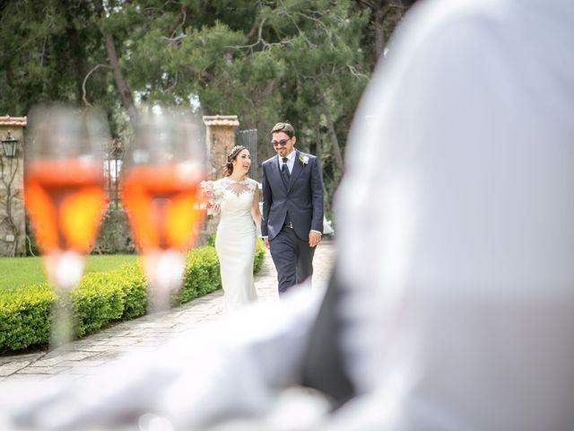 Il matrimonio di Saverio e Katiuscia a Sava, Taranto 60