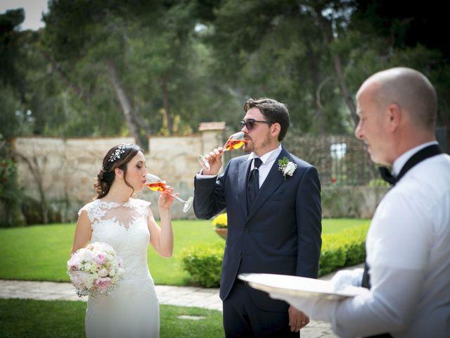 Il matrimonio di Saverio e Katiuscia a Sava, Taranto 61