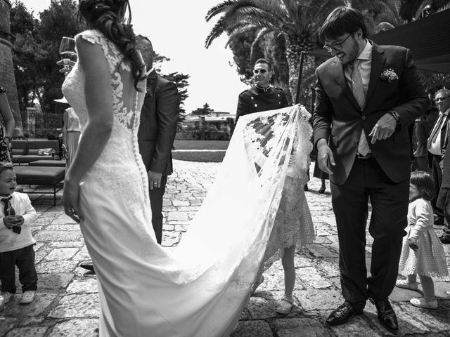 Il matrimonio di Saverio e Katiuscia a Sava, Taranto 63