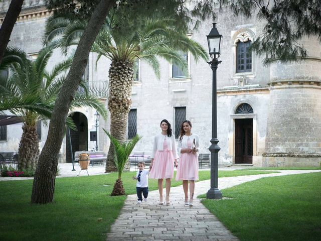 Il matrimonio di Saverio e Katiuscia a Sava, Taranto 75