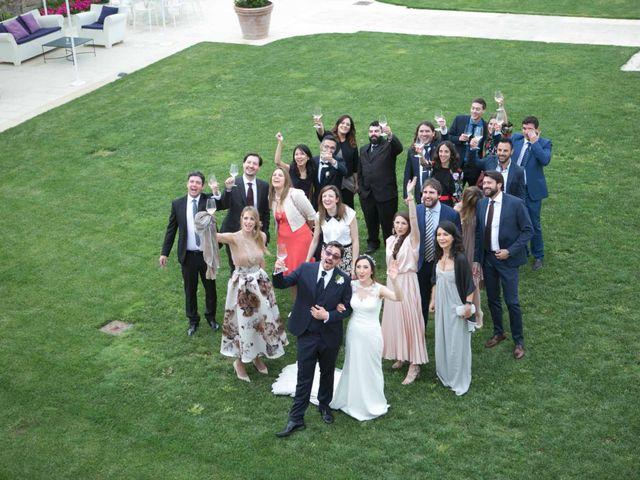 Il matrimonio di Saverio e Katiuscia a Sava, Taranto 79