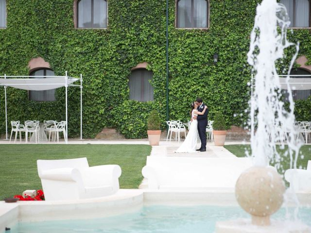 Il matrimonio di Saverio e Katiuscia a Sava, Taranto 81