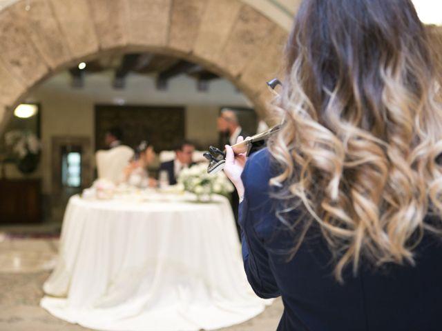 Il matrimonio di Saverio e Katiuscia a Sava, Taranto 84