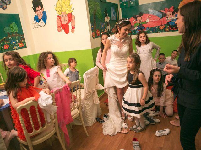 Il matrimonio di Saverio e Katiuscia a Sava, Taranto 86