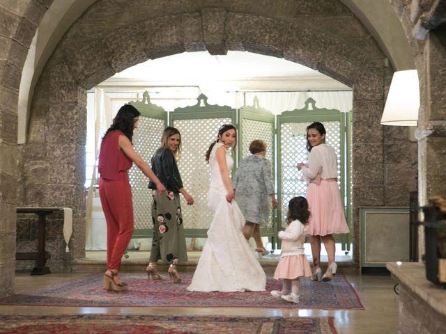 Il matrimonio di Saverio e Katiuscia a Sava, Taranto 87