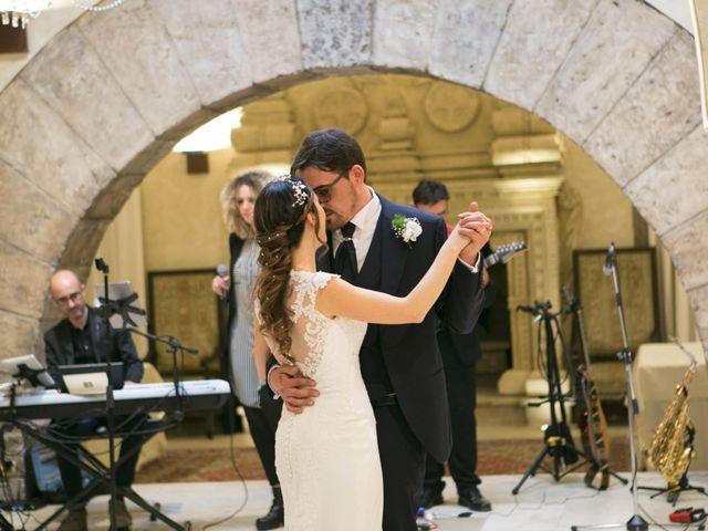 Il matrimonio di Saverio e Katiuscia a Sava, Taranto 90