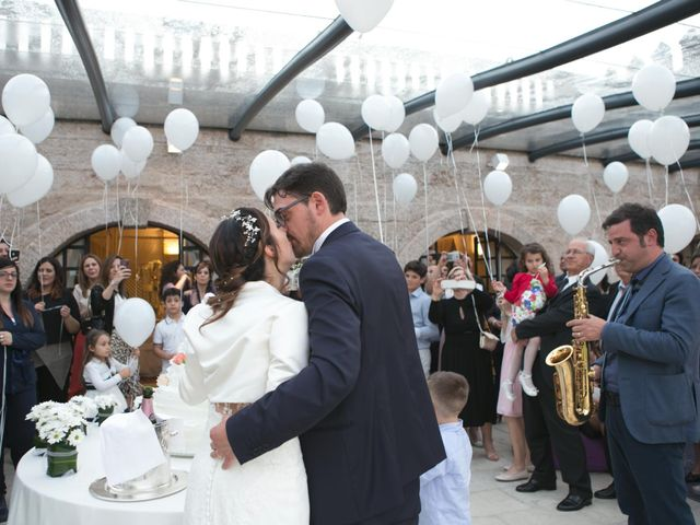 Il matrimonio di Saverio e Katiuscia a Sava, Taranto 99
