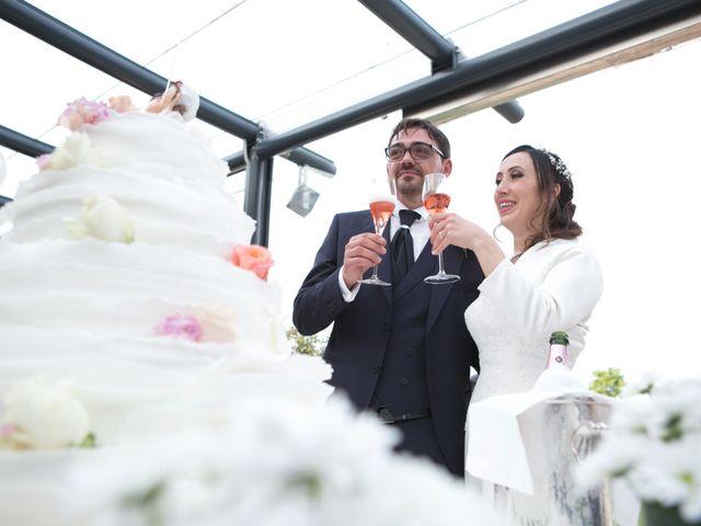 Il matrimonio di Saverio e Katiuscia a Sava, Taranto 101