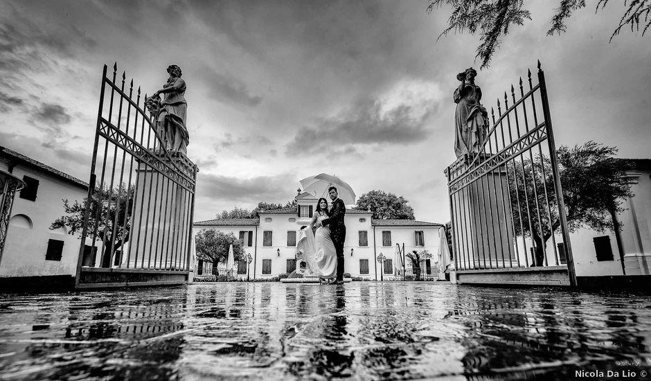 Il matrimonio di Andrea e Sara a Monastier di Treviso, Treviso