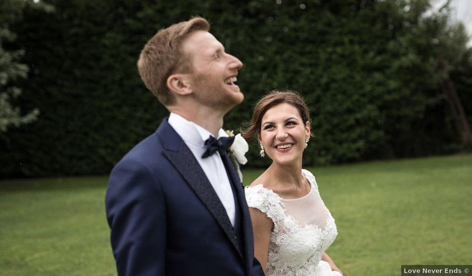 Il matrimonio di Marco e Elena a Romano d'Ezzelino, Vicenza