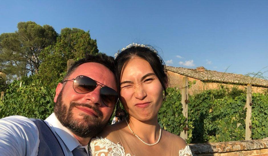 Il matrimonio di Minhua (Lucky) e Fabio a Perugia, Perugia