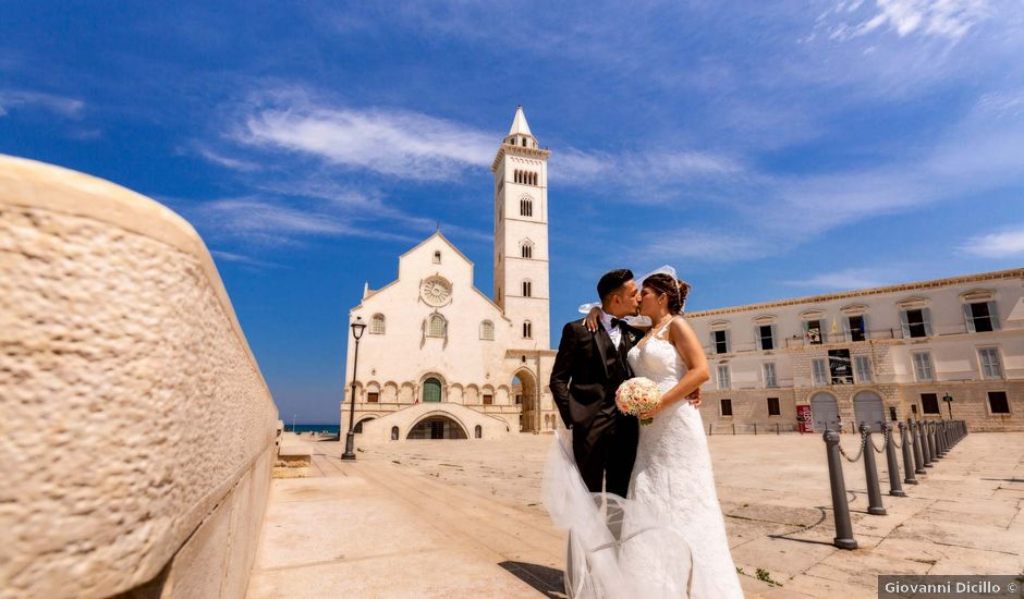 Il matrimonio di Ilaria e Daniele a Triggiano, Bari