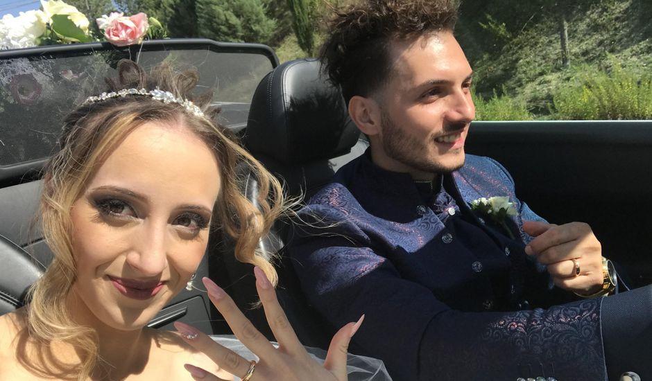 Il matrimonio di Francesco  e Caterina a Valguarnera Caropepe, Enna