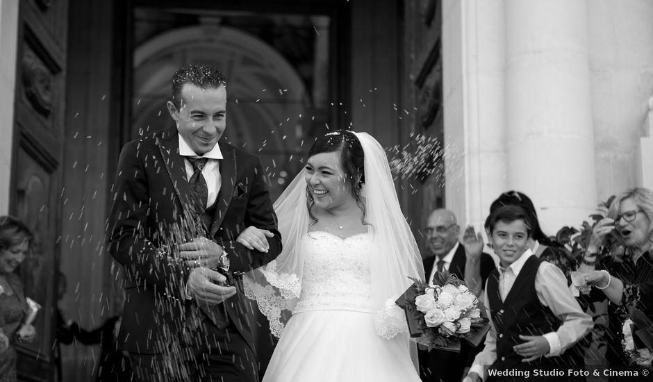 Il matrimonio di Claudio e Cinzia a Modica, Ragusa