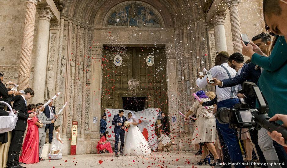 Il matrimonio di Francesco e Anna a Verona, Verona