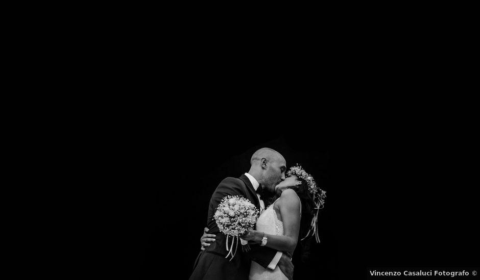 Il matrimonio di Alessio e Luciana a Maglie, Lecce