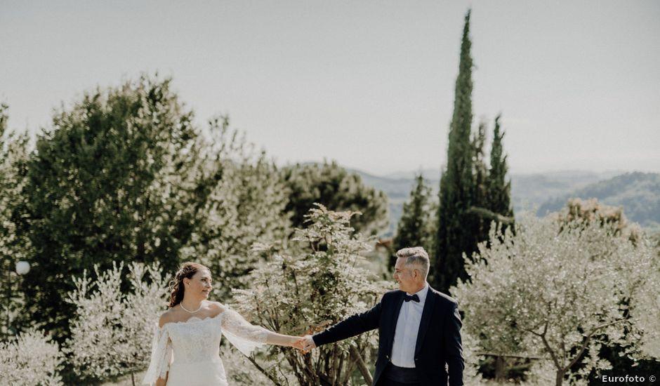 Il matrimonio di Laura e Carmine a Cocconato, Asti