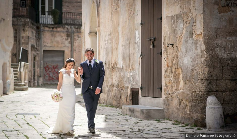 Il matrimonio di Saverio e Katiuscia a Sava, Taranto