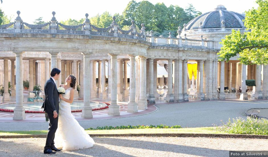 Il matrimonio di Simone e Elisa a Montecatini-Terme, Pistoia