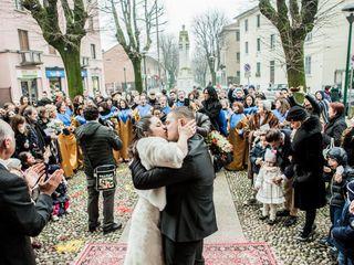 Le nozze di Ramona e Francesco
