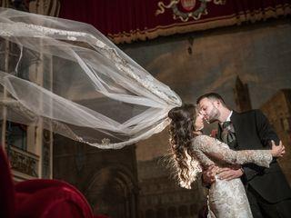 Le nozze di Martina e Bruno