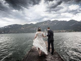 Le nozze di Andrea e Benjamin