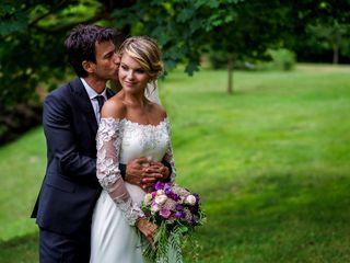 Le nozze di Charlotte e Kledi