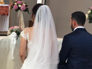 Le nozze di Melinda e Jonatan 1