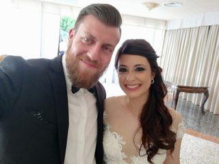 Le nozze di Melinda e Jonatan