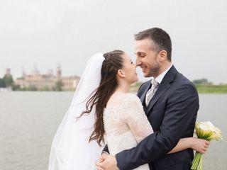 Le nozze di Michael e Martina
