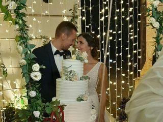 Le nozze di Cinzia e Francesco 1
