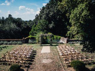 Le nozze di Imen e Louis 1