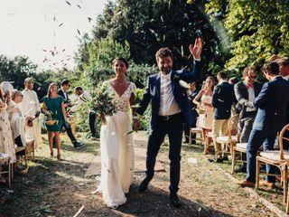 Le nozze di Imen e Louis